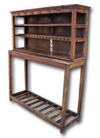 18th Century Irish Oak Dresser (4 of 8)