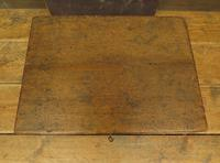 Antique Pine Tuck Box with Old Luggage Labels (2 of 19)