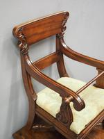 George IV Mahogany Childs Chair on Stand (6 of 7)