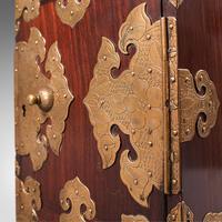 Antique Collector's Box, Chinese, Rosewood, Decorative Specimen Case c.1920 (11 of 12)