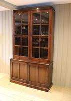 Large London Plane Cabinet Bookcase (4 of 8)