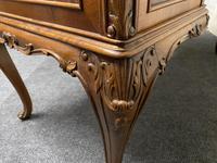 Fine Quality Burr Walnut Desk (16 of 25)