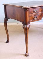 Antique Quality Burr Walnut Writing Desk (6 of 13)