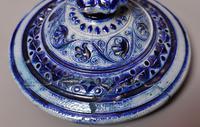 Antique Tobacco Jar, Westerwald, 19th Century (2 of 13)