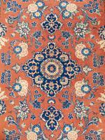 Antique Ardabil Carpet Runner (8 of 8)