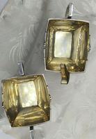 Superb Indian Art Deco Sterling Silver Tea Set Bartons Bangalore Heavy Gauge (7 of 8)