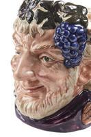 Character Bacchus Toby Jug by Royal Doulton (5 of 6)