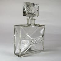 Lage Art Deco Style Baccarat Perfume Bottle (4 of 6)