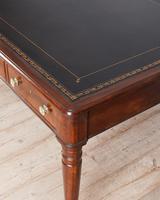 Important Early 19th Century Mahogany Library Table (6 of 8)