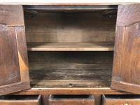 18th Century Welsh Oak Carmarthenshire Coffer (16 of 20)
