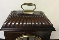 Clock Bracket Mahogany (2 of 7)