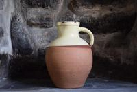 Large  Early 20th Century West-Country Slipware Pitcher (5 of 10)