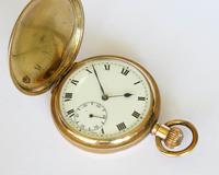 Antique Criterion Full Hunter Pocket Watch (2 of 6)