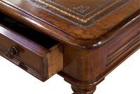 Good Victorian Mahogany Writing Table (5 of 6)