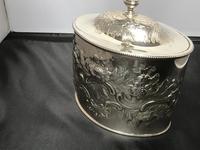 George III Silver Tea Caddy (3 of 5)