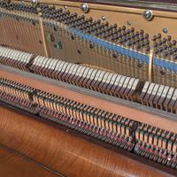 Mahogany Upright Piano by Bechstein, Berlin (10 of 14)
