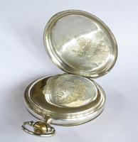 Antique Omega pocket watch, c1917 (4 of 5)