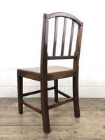 Pair of 19th Century Oak Farmhouse Chairs (5 of 13)
