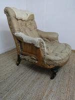 19th Century Armchair (9 of 11)