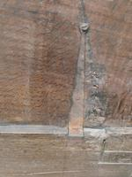 English 17th Century Oak Coffer (4 of 14)