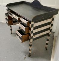 19th Century Italian Baroque Painted Console Side Table (6 of 6)