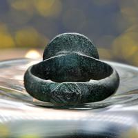 The Ancient Medieval Bronze Bravery Ring (3 of 3)