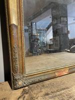 Small Antique Gilt Mirror (4 of 6)