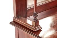 Inlaid Mahogany Antique Display Cabinet Edwardian (7 of 12)