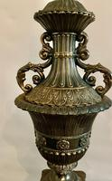 Pair of Gilt Large Decorative Lamps (2 of 4)