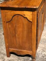 French Early Cherry Wood Sideboard (14 of 14)