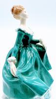 Royal Doulton Porcelain Figurine- Janine (4 of 5)