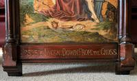 Pair of 19th Century Religious Old Master Oil Paintings - Set of 14 Available (21 of 32)