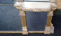 Large Impressive 19th Century Gilt Overmantle Mirror by C Nossotti (9 of 16)