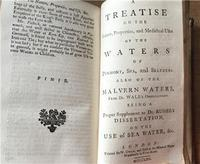 1760 A Dissertation on the use of Sea Water in the Diseases of the Glands. particularly the Scurvy,  Jaundice,  Kings Evil, Leprosy and the Glandular Consumption (5 of 5)