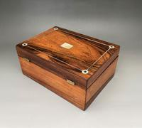Gorgeous William IV Jewel/sewing Box (3 of 5)