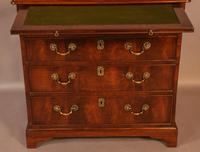 Rare English Walnut Small Chest of Drawers (2 of 9)