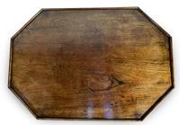 Hexagonal Pedestal Table (3 of 4)