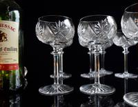 11 Val Saint Lambert Berncastel Water Glasses (2 of 4)