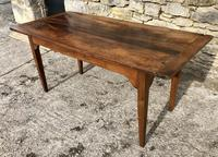 Antique French Walnut Farmhouse Table (16 of 23)