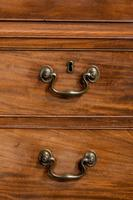 George III Period Mahogany  Clothes Press (8 of 8)