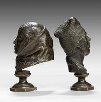 Pair of Mid 19th Century French Desk Bronzes (3 of 5)