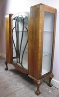 Art Deco  Display Cabinet (2 of 6)