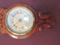 Small Victorian Gloucester Banjo Barometer (7 of 7)