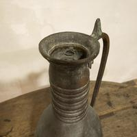 19th Century Middle Eastern Copper Ewer (12 of 13)