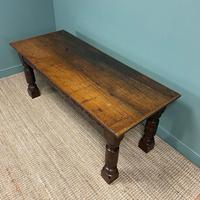 Period Oak Antique Table (4 of 6)