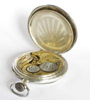 Antique 1920s Omega Pocket Watch (2 of 5)