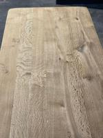 French Oak Refectory Farmhouse Dining Table (9 of 12)