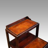 Pair of Mahogany Bedside Steps (4 of 9)