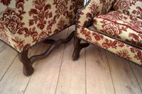Pair of Chairs for re-upholstery (11 of 12)