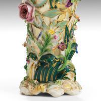 Fine Pair of Mid 19th Century Coalbrookdale Vases (4 of 4)